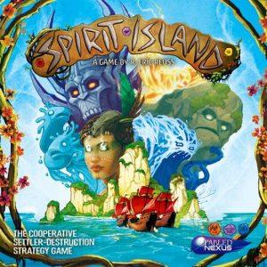 Spirit Island bordspel