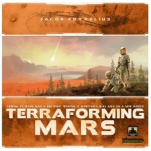 Terraforming Mars Strategisch Bordspel