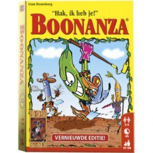 Boonanza Kaartspel