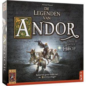 Legenden van Andor: De laatste hoop (3e Legende)