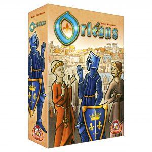 Orléans - Bordspel